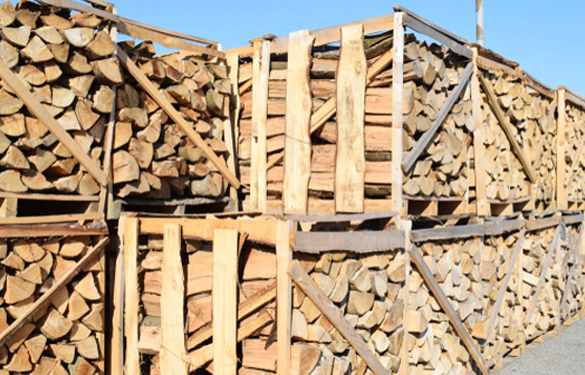 Buy USDA Certified Firewood in Peoria IL